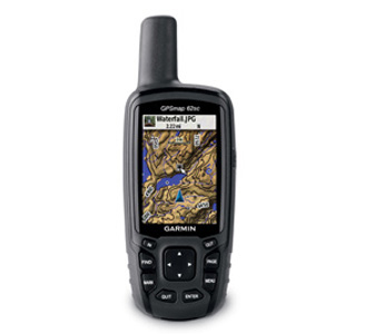 Garmin GPSMAP 62sc + Micro SD 2GB + Peta Indonesia