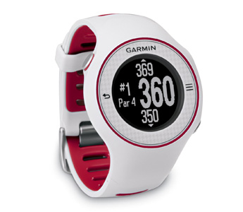 Garmin Approach S3 GPS Golf Watch (White)