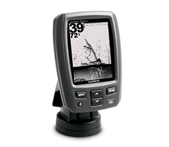 Garmin echo 151dv Fishfinder with DownVu Transducer