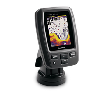 Garmin Echo 301c + Transducer