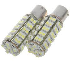 1156 3.5W/12V 68-SMD LED 310-Lumen 6500K Brake/Backup White Ligh