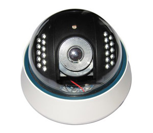15 Meters Wired Indoor Plastic CMOS IP Camera (VVS- IP812)