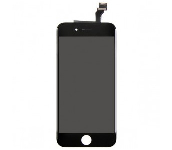 OEM LCD Screen and Digitizer Assembly with Frame for iPhone 6 - Black