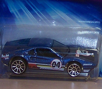 2003 Hot Wheels Ferrari 308 Final Run Die-Cast Bottom
