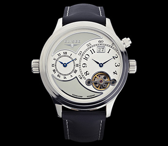 2012 Elysee Germany Dual-Time Automatic-KÖ1-A unique Name for A Unique Watch (Silver)