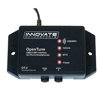 Innovate Motorsports 3831 OT-2 OBD-II Wi-Fi Interface