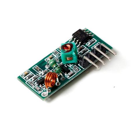 433Mhz RF Receiver for Arduino Raspberry Pi Project 2O