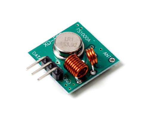 433MHz Transmitter Module Wireless Superregenerative 2O