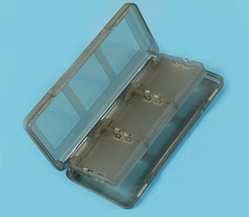 6 in 1 Game Card Storage Case For Nintendo DS Lite NDS