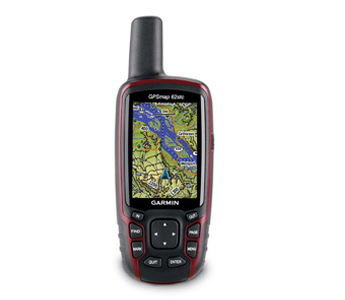 Garmin GPSMAP 62stc + Micro SD 2GB + Peta Indonesia