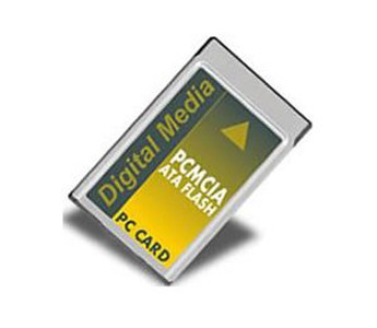 64MB ATA Flash PC Card (PCMCIA) (BWK)