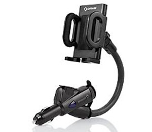 Capdase Car Charger Holder PowerMount 2.1 (CA00-H101)