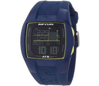 Rip Curl Trestles Oceansearch Tide Watch - Blue