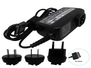 Adapter Wall Charger 15V 1.2A DC For ASUS