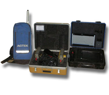 AGTEK GPS staking unit (Used)