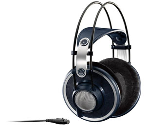 AKG K702 - AKG Reference Open Back Headphone