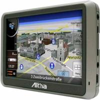 Altina A1130 - GPS Automotive + Peta Indonesia