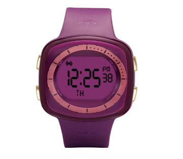 Adidas Chronograph Purple Digital Dial Women's Watch ADH6086