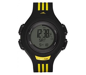 Adidas Response Sequence Black Yellow Mens Watch ADP3076