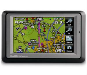 Garmin Aera 510 Color Aviation GPS (Pacific Database) + 3x Free Update Jeppesen