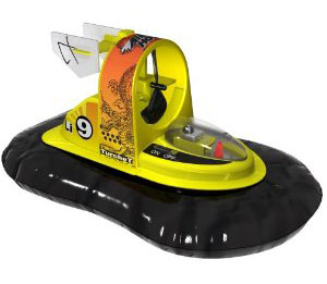 Air Hogs RDC Yellow Micro Hovercraft