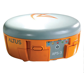 Altus APS-3U L1/L2 GPS Base & Rover Package