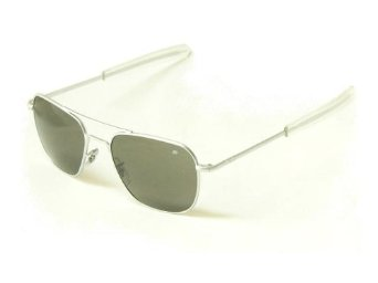 American Optical AO Original Pilot Aviator Sunglasses 55 mm Matt