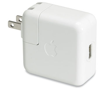 Apple FireWire Power Adapter for iPod (White)