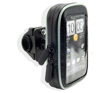 Arkon Smartphone Mount - Bicycle or Motorcycle Handlebar with Water Resistant Case