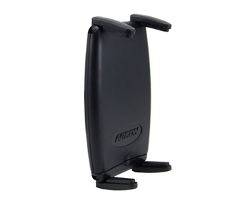 Arkon Slim-Grip Universal Mobile Phone Holder - Dual T Slot with Regular Texture
