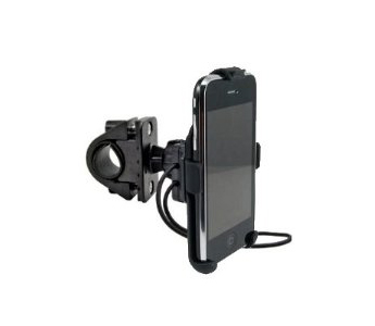 Arkon iPhone 3GS Mount - Bicycle Handlebar Mount (GN032-SBH + CC005-IP + AP2TSTRAP)