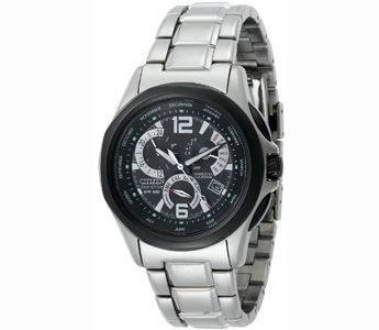 Citizen Men's BL8065-59E Eco-Drive Calibre 8700 Stainless Steel Watch