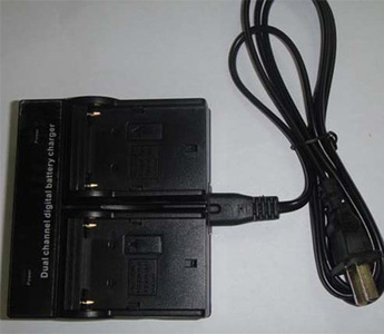 Battery Dual Wall Charger for Sokkia BDC46 BDC-46 BDC46A BDC-46A BDC46B BDC-46B