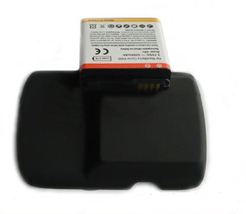 2200mAh Extended Battery + Back Cover for Blackberry 9360