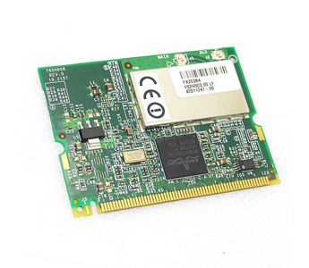 Broadcom 4318 MINI PCI 54M wireless card 802.11b/g