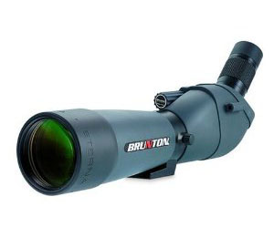 Brunton Eterna Angled Full Size Spotting Scope with 20-60 X 80 l