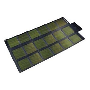 Brunton SOLARIS 62 Portable Foldable Solar Panel Battery Charger