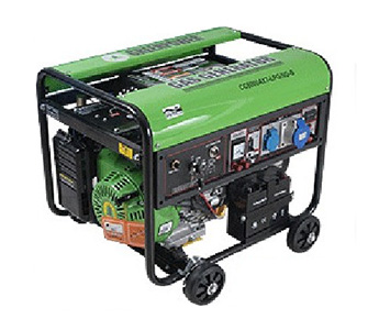 Greenpower 4-Wheel LPG Generator Set CC2500L-LPG