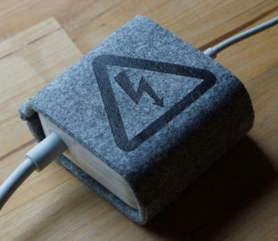 Case for MagSafe Power Adapter - High Voltage