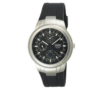 Casio EF305-1AV Multifunction Analog Watch
