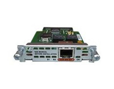 Cisco Systems 1-Port ISDN Bri Wan Interface Card