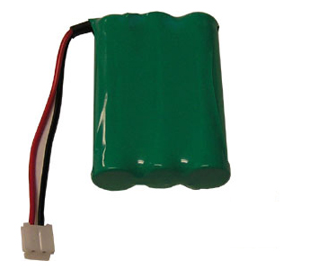 Cordless Phone Battery (NiMH AAA 3.6V 600mAh Battery Pack)