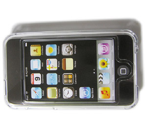 Crystal Case for iPod Touch 2