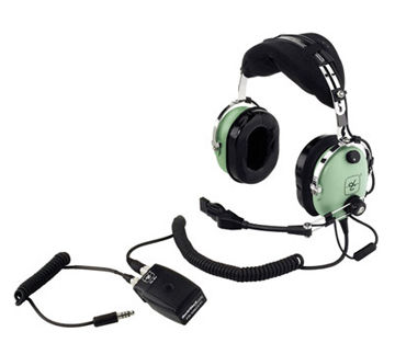 David Clark H10-76XL Portable Battery Powered Headset