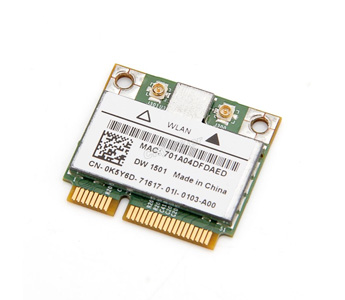 Dell DW1501 Broadcom BCM94313HMG2L DW 1501 Half-Height-Mini-PCI-e Wireless Card