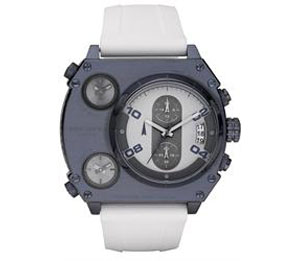 Diesel DZ4199 XXL Triple Time Zone Chronograph