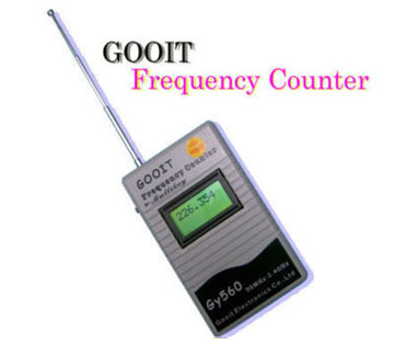 Digital Frequency Scanner Counter LCD 50MHz-2.4G