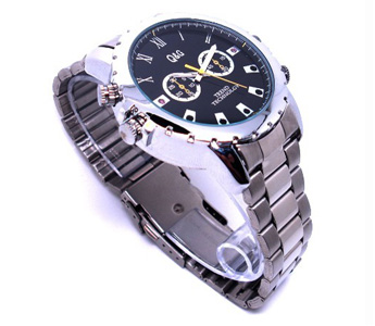 Full HD IR Night Vision Watch Camera With Waterproof 16GB