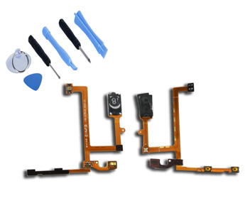 Ear Speaker Earpiece Flex Cable Repair For Samsung Galaxy S 3 III i9300 + Tools