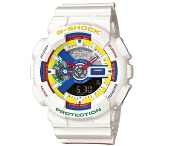 Casio Dee And Ricky II - White (GA-111DR-7ACR)